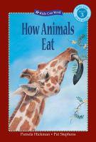 How Animals Eat