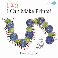 1,2,3 I Can Make Prints!