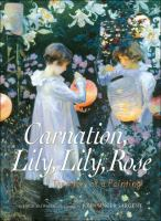 Carnation, Lily, Lily, Rose