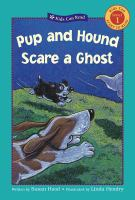 Pup And Hound Scare A Ghost *