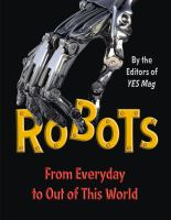 "mBot Educational Robot Kit and ""Robots: From Everyday to Out of This World"" book"