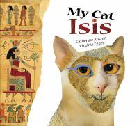 My Cat Isis