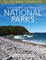 NATIONAL PARKS OF SOUTHERN ONTARIO