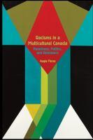 Racisms in Multicultural Canada