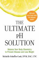 The Ultimate PH Solution