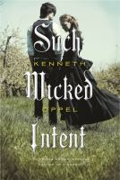 Such Wicked Intent - Oppel, Kenneth