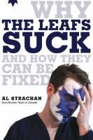 Why the Leafs Suck and How Can They Be Fixed