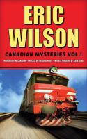 Eric Wilson Canadian Mysteries