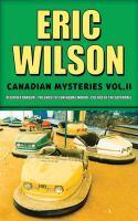 Eric Wilson Canadian Mysteries