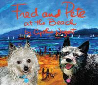 Fred and Pete at the Beach