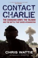 Contact Charlie