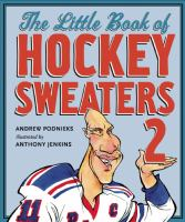 The Little Book of Hockey Sweaters