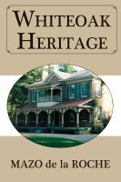 Whiteoak Heritage