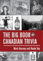 Image: The Big Book of Canadian Trivia