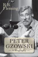 Peter Gzowski