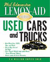 Lemon-aid New Cars & Trucks 2010-2011