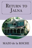 Return to Jalna