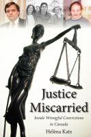 Justice Miscarried