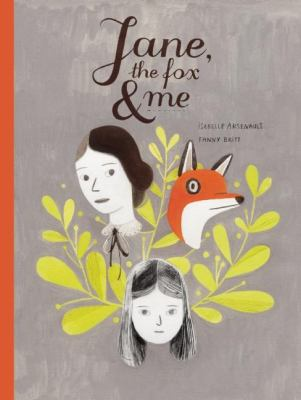 Jane, The Fox and Me cover