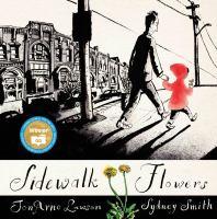 Image: Sidewalk Flowers