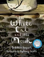 Image: The White Cat and the Monk