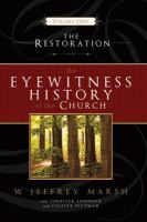 The Eyewitness History of the Church