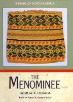 The Menominee