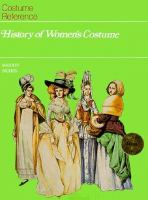 History of Women's Costume