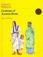 Costume of Ancient Rome