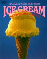 Ice Cream, Sherbets & Sorbets