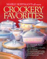 Mable Hoffman's All-new Crockery Favorites