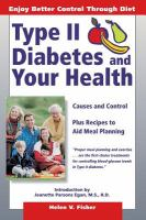 Type II Diabetes and your Health
