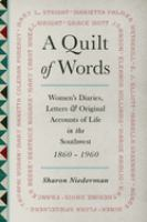 A Quilt of Words