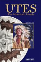 Utes, the Mountain People