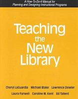 Teaching the New Library