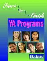 Start-to-finish YA Programs