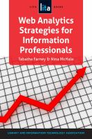 Web Analytics Strategies for Information Professionals