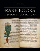 Rare Books and Special Collections