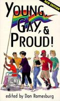 Young, Gay, and Proud!