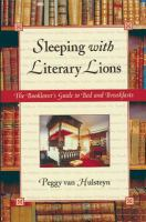 Sleeping With Literary Lions