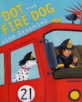 Dot the Fire Dog