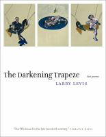The Darkening Trapeze