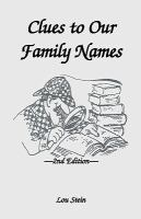 Clues to Our Family Names