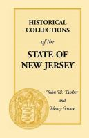 Historical Collections of the State of New Jersey