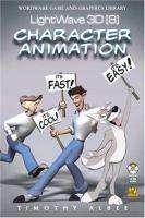 LightWave 3D 8 Character Animation