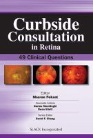 Curbside Consultation in Retina