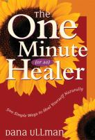 The One-minute (or So) Healer