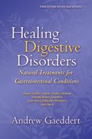 Healing Digestive Disorders