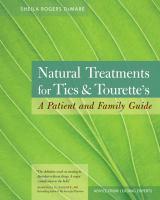 Natural Treatments for Tics & Tourette's