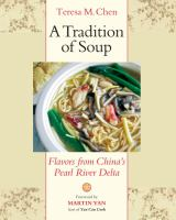 Cover of A Tradition of Soup: Flavo